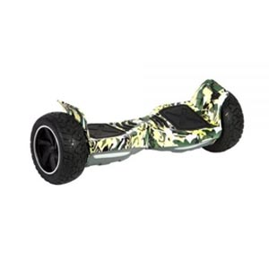 8.5inch All Terrain Hummer Hoverboard – Camo Green
